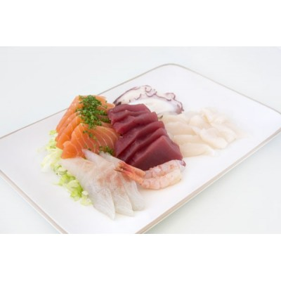 Mix sashimi (25 pièces)
