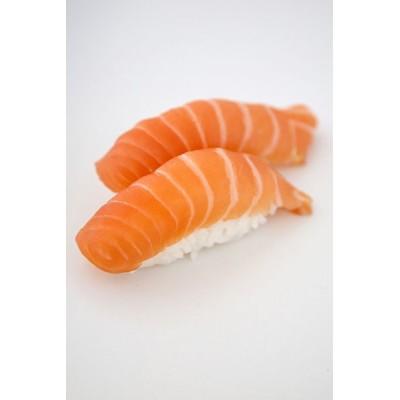 Sake fumé sushi