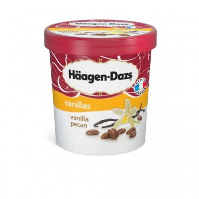 Haagen Dazs vanille pecan500ml