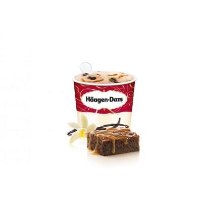 Haagen Dazs vanille caramel browni 500ml