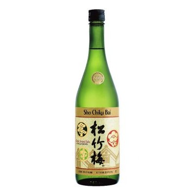 Sho Chiku Bai, 750 cl