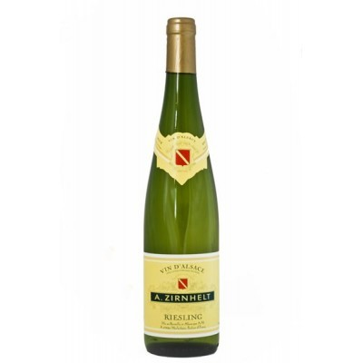 Vin d'Alsace, Riesling, Blanc 37,5 cl