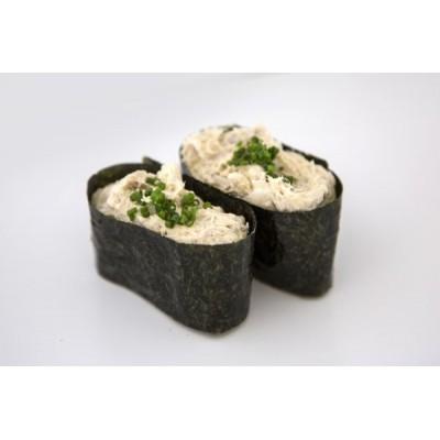 Tuna mayo sushi